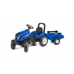 TRACTEUR NEW HOLLAND T6