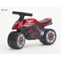 MOTO X RACER - ROUGE