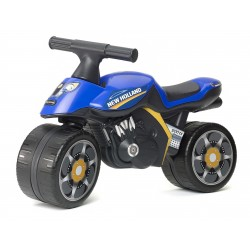 MOTO NEW HOLLAND 1/3 ANS