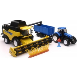 COFFRET NEW HOLLAND MOISS....