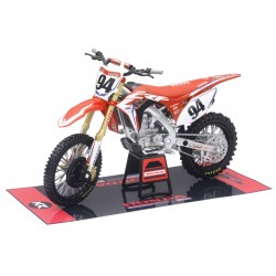 MOTO HONDA 450 HRC RACING BIKE