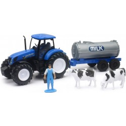 TRACTEUR NEW HOLLAND T7 270