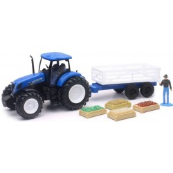 TRACTEUR NEW HOLLAND T7000