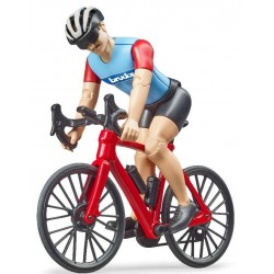 SET FIGURINE CYCLISTE
